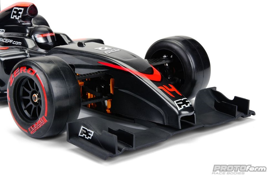 PROTOform F1 Front And Rear Wings (2)