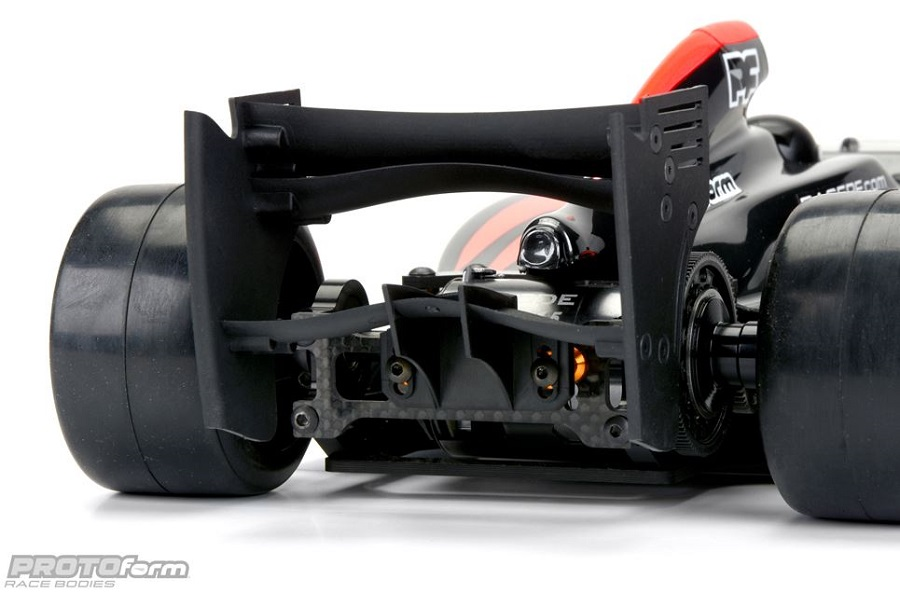 PROTOform F1 Front And Rear Wings (3)