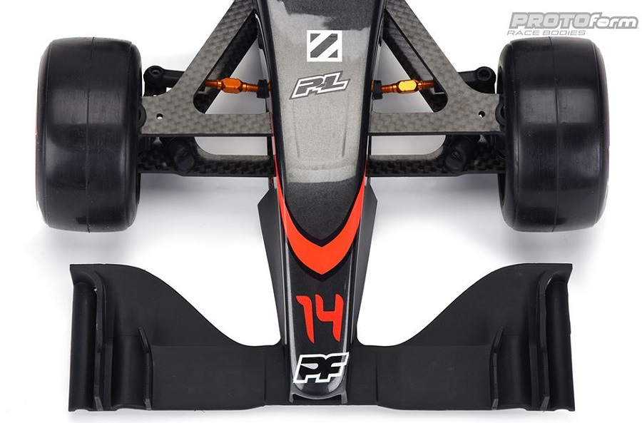 PROTOform F1 Front And Rear Wings (8)