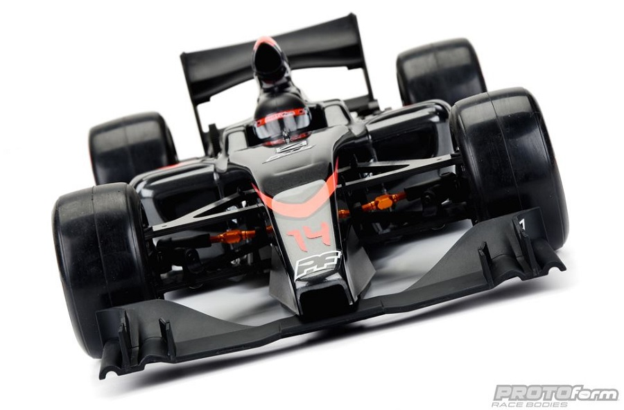 PROTOform F1 Front And Rear Wings (9)