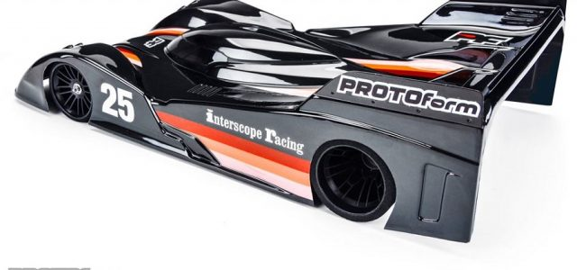 PROTOform Swift-235 Clear Body For 235mm Pan Car