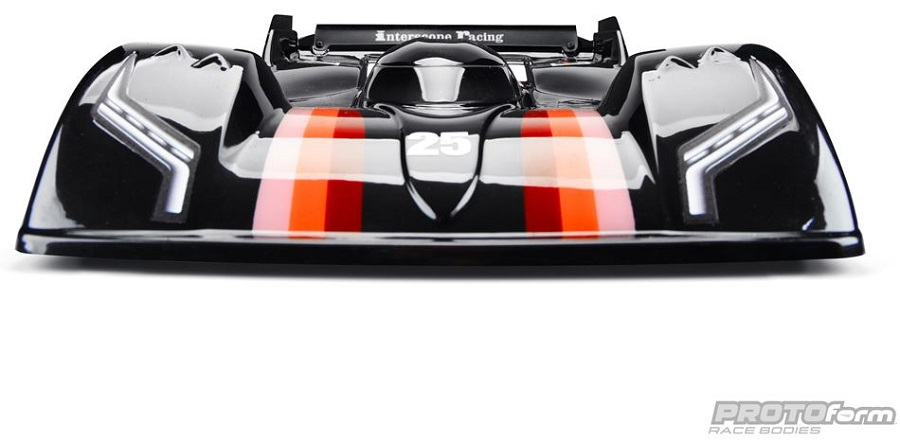 PROTOform Swift-235 Clear Body For 235mm Pan Car (5)