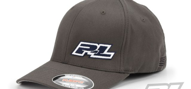 Pro-Line Gray Flex Fit Hat