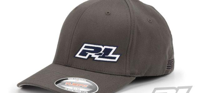 Pro-Line Gray Flex Fit Hat