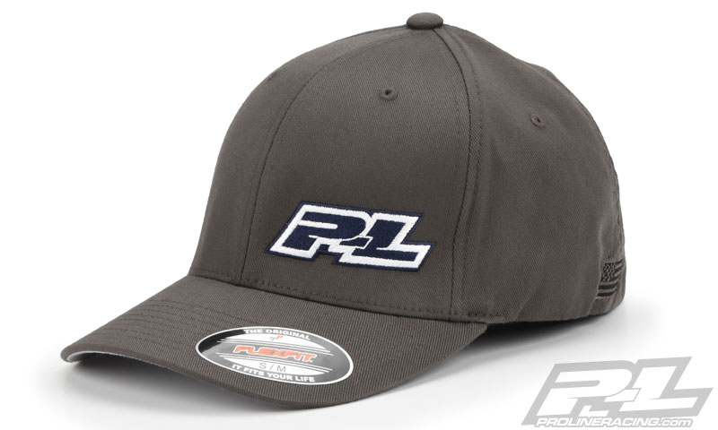 pro-line-gray-flex-fit-hat-1