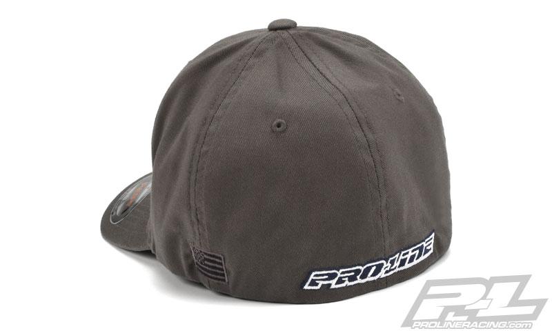 pro-line-gray-flex-fit-hat-2