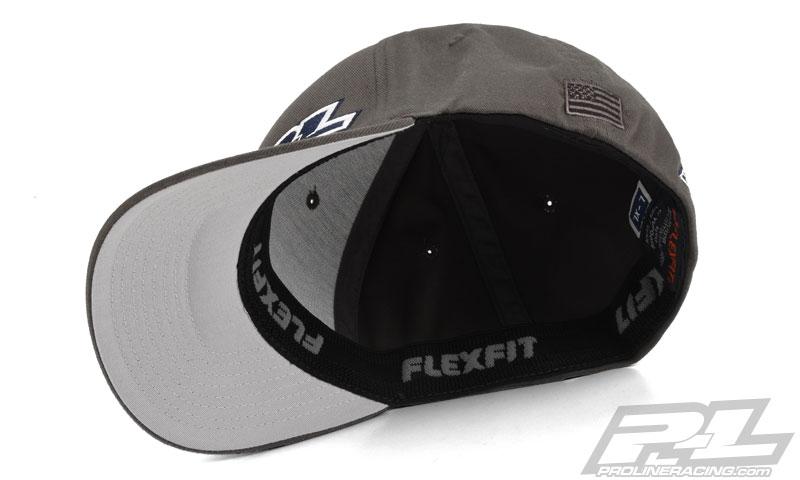 pro-line-gray-flex-fit-hat-3