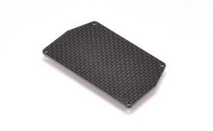 RDRP B6 Carbon Fiber Electronic Mounting Plate