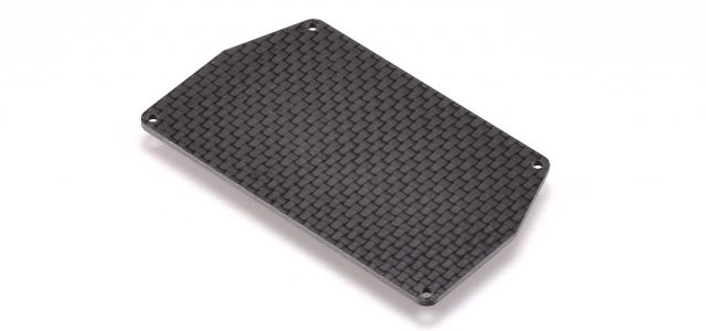 RDRP B6 Carbon Fiber Electronic Mounting Plate