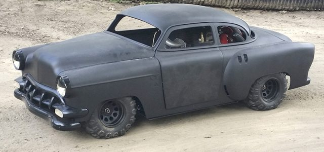 1/6-scale Rat Rod '54 Chevy [READER'S RIDE]