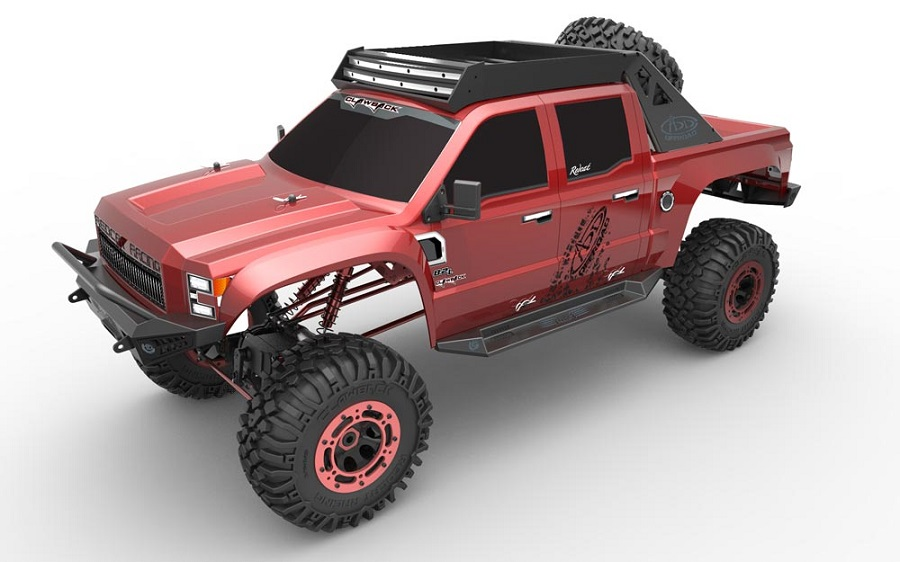 redcat clawback 1 5 rock crawler rc car action. Black Bedroom Furniture Sets. Home Design Ideas