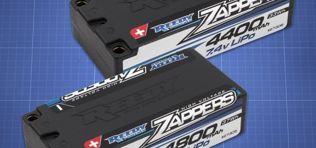 Reedy Zappers Hi-Voltage Shorty LiPo Batteries