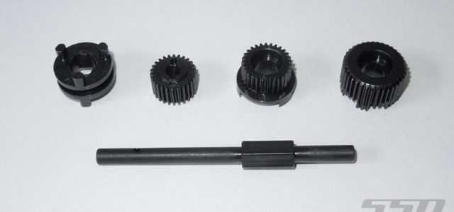 SSD 2 Speed Transmission Conversion For Axial SCX10 II