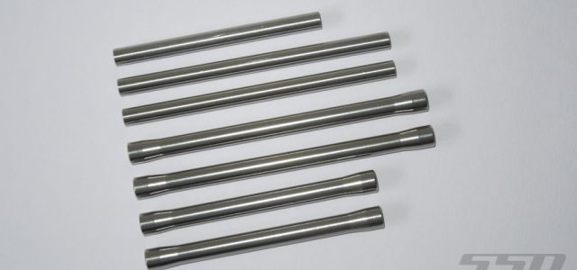 SSD HD Steel/Titanium Suspension Link Set For The SCX10 II