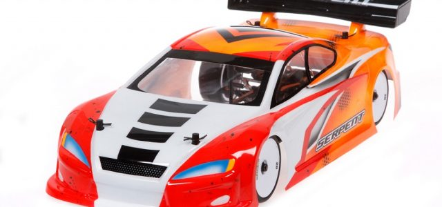 Serpent Project 4X 1/10 Touring Car