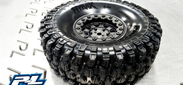 Sneak Peek: Pro-Line Hyrax 1.9″ Rock Crawling Tire