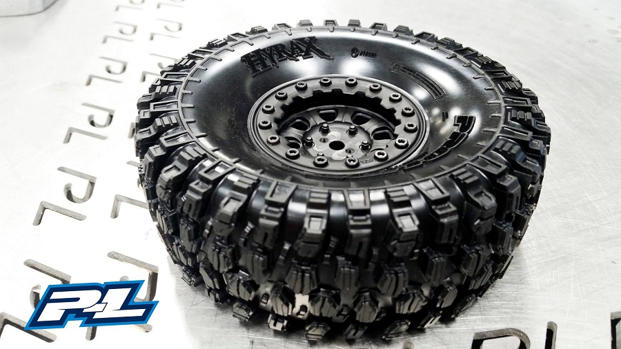 Sneak Peek Pro-Line Hyrax 1.9 Rock Crawling Tire