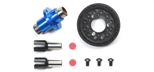 Tamiya TA-07 Option Parts