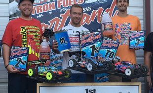 Kyosho's Tebo Takes 2016 Byron Heartland Off-Road Challenge