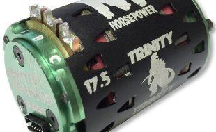 Trinity Monster Horsepower 17.5 Motor & Charity Auction