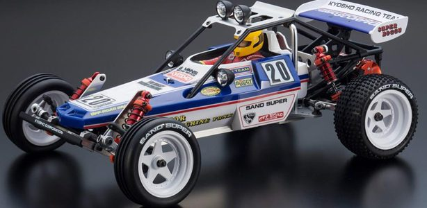 Just In: 25 Photos of Kyosho's Turbo Scorpion Re-Re