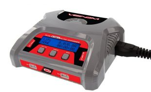 Venom Dual Port 3S AC/DC LiPo Battery Balance Charger