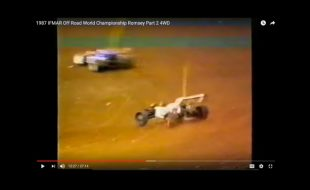FLASHBACK: 1987 IFMAR Off-Road World Championship [VIDEO]