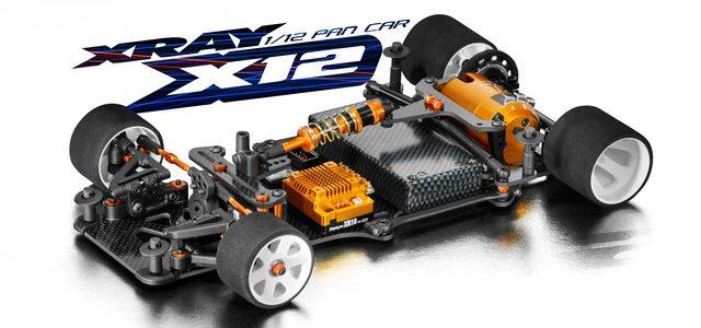 XRAY X12 2017 1/12 Pan Car