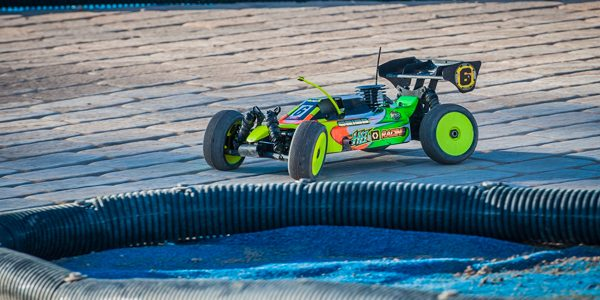HB Racing's David Ronnefalk is showing great speed in practice, and is hoping to use that through qualifying.