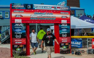 2016 IFMAR 1/8 Nitro Off-Road Worlds: The Track