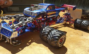 Superman Nitro Unlimited Puller [READER'S RIDE]