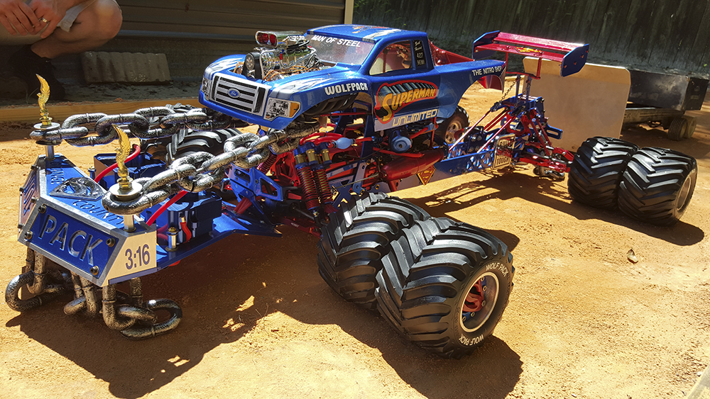 4x4 rc mud trucks with Superman Nitro Unlimited Puller Readers Ride on Chevy Pickup Truck Clipart besides 466052261414114980 moreover 60 Fotos De Kombi Ensaio Sensual Da Namorada Do Fusca moreover Superman Nitro Unlimited Puller Readers Ride in addition Mohawk Warrior Monster Truck T Shirtsmohawk Warrior Monster Truck Pictures.