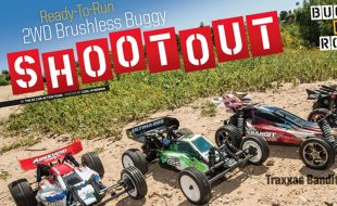 RTR 2WD Brushless Buggy Shoout