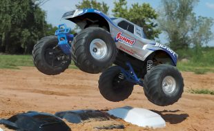 Traxxas Busts Out Big Air & Rockin' Riffs for New Bigfoot Video