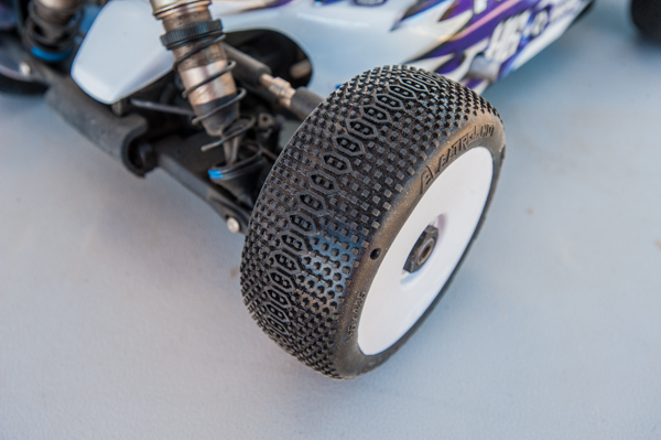Pro-Line's new Electroshot is being used by team drivers including Ty Tessmann.