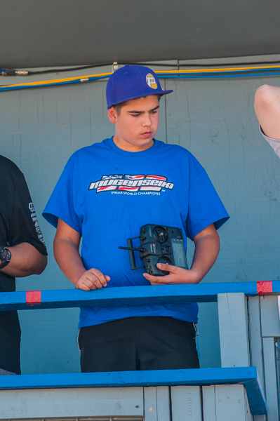 Young phenom Davide Ongaro/Mugen has been showing great speed and looking strong.