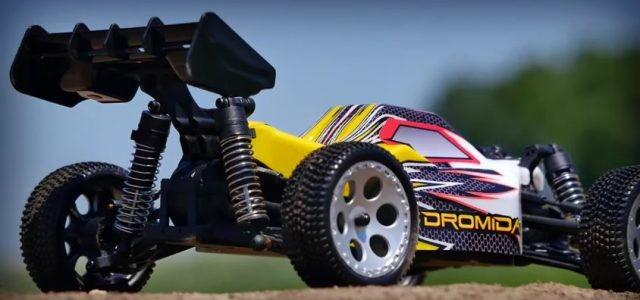 Dromida Buggy Bashing [VIDEO]