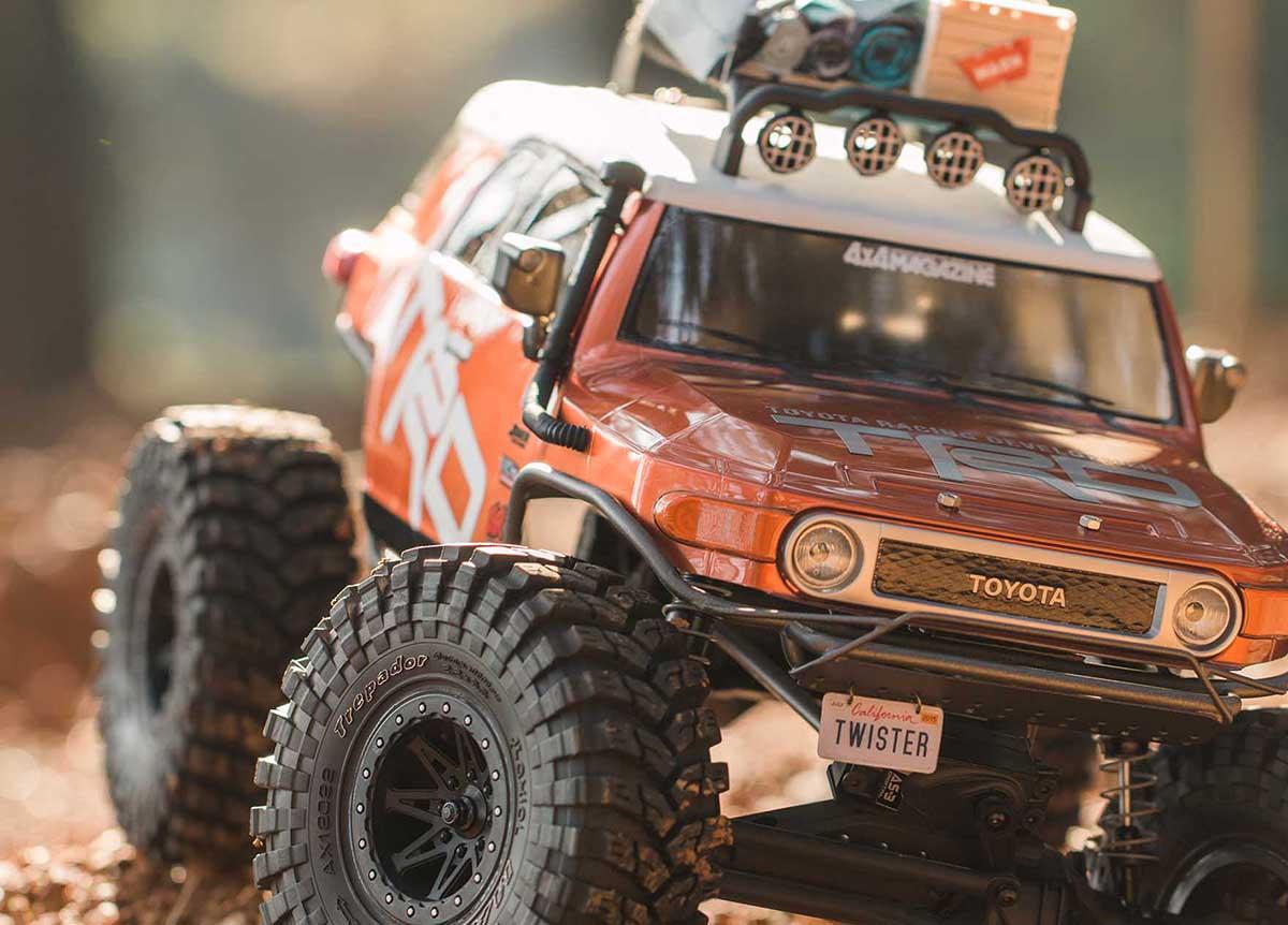 Terrific Toyota: Hans Hernando's Fabulous FJ [READER'S RIDE]