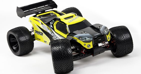 HobbyKing RTR BSR Berserker 1/8 Electric Truggy [VIDEO]