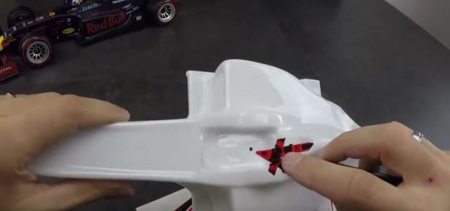 How To Prep Your TYPE-6R F1 Body [VIDEO]
