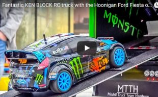 Hoonigans, Here's Your Ultimate Ken Block RC Setup [VIDEO]