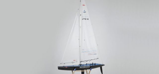 Kyosho Seawind Carbon Edition ReadySet