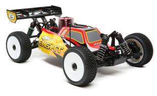 Losi RTR 1/8 8IGHT 4WD Nitro Buggy