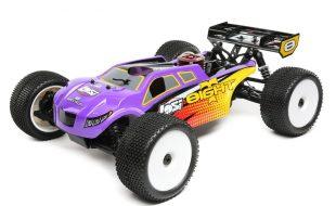 Losi RTR 1/8 8IGHT-T 4WD Nitro Truggy