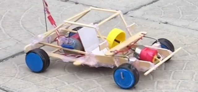 These Primitive RC Cars Are Actually Pretty Cool [VIDEO]