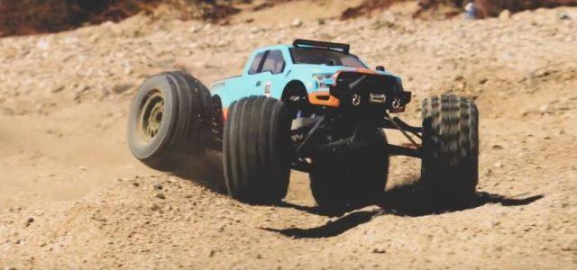 Pro-Line Badlands MX38 Monster Truck Tire [VIDEO]