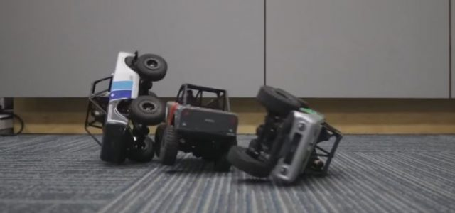Pro-Line RTR 1/25 Ambush 4×4 Crawler GAG REEL [VIDEO]