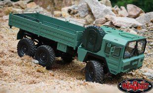 RC4WD RTR Beast II 6×6 Truck