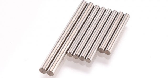 Revolution Design B6 Titanium Hinge Pin Set