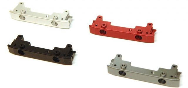 STRC Aluminum Front Bumper Mount For The Axial SCX10 II